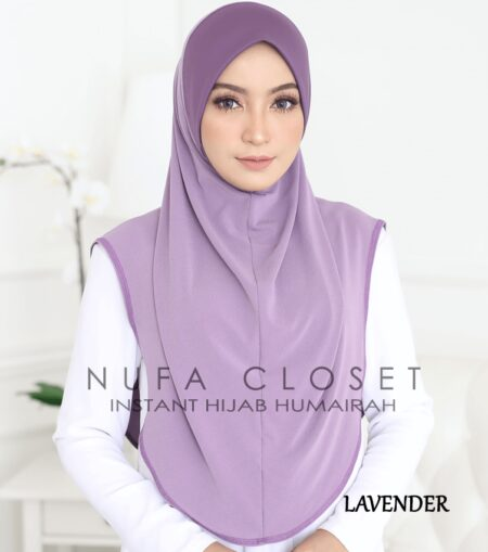 Instant Humairah Exclusive - Lavender