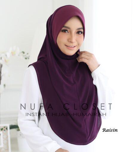 Instant Humairah Exclusive - Raisin