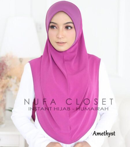 Instant Humairah Exclusive - Amethyst
