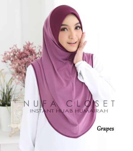 Instant Humairah Exclusive - Grapes